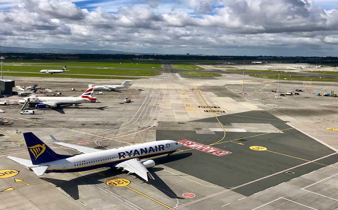 Ryanair Destinations From Dublin
