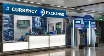 currency exchange unit dublin airport