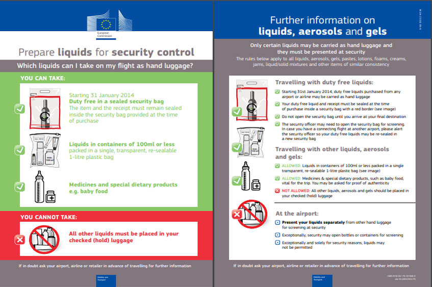 Eu liquids regulations infograph