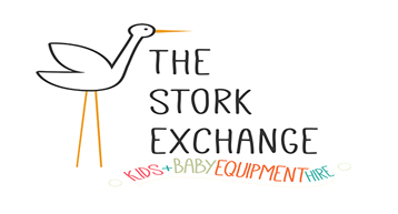 the stork exchange logo