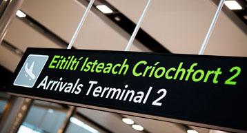 Live Flight Information and Status Updates | Dublin Airport