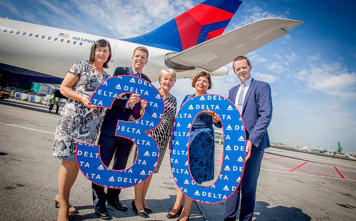 delta 30 flights