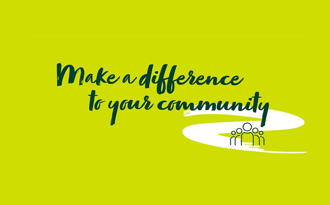 community fund banner